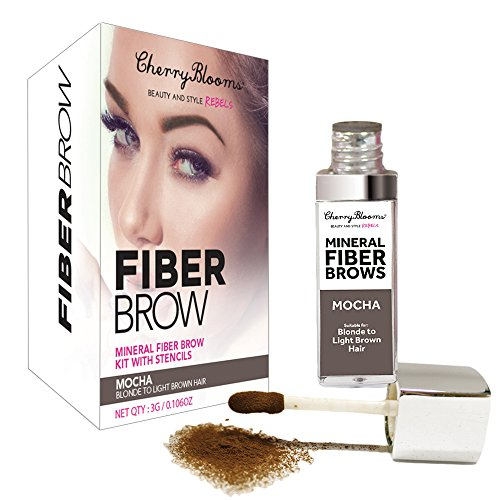 cherry-blooms-instant-fiber-brow-kit-with-stencil-mocha-for-light-brown-to-dark-blonde-hair