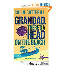 Grandad, There's a Head on the Beach: A Jimm Juree Novel (Jimm Juree 2)
