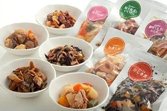 【送料無料】和食デリカ詰合せ 惣菜15袋入 (常温90日保存 非常食可 レトルト食品)