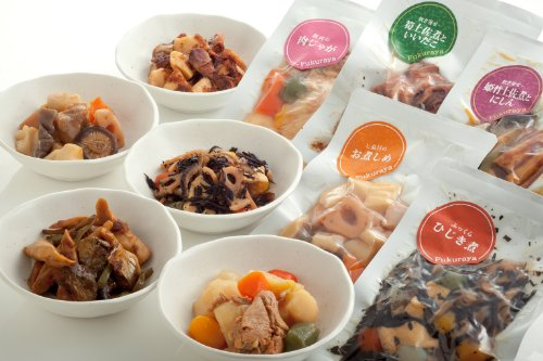 和食デリカ詰合せ 惣菜15袋入ヘルシーセット (常温90日保存 非常食可 レトルト食品)