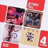 Jethro Tull Boxed Set 4CD A/The Broadsword and the Beast/Under Wraps/Crest of a Knave