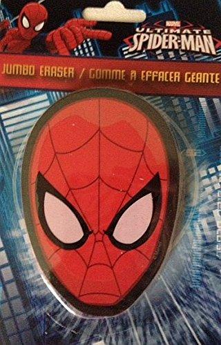 Spider-Man Jumbo Size Eraser - 1