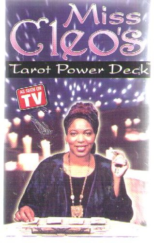 Miss Cleo's Tarot Card Power Deck - 1