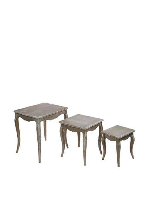 Nest tables set/3