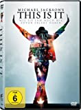 DVD MICHAEL JACKSON S THIS IS IT