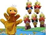 Homgaty Five Little Ducks Animals Han...