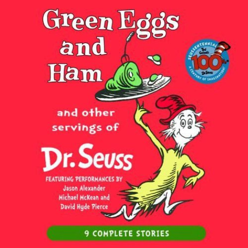 Amazon.com: Green Eggs and Ham and Other Servings of Dr. Seuss ...