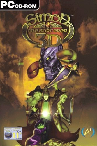 Simon the Sorcerer 3D (PC CD) by Crucial
