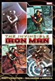 img - for Invincible Iron Man Omnibus, Vol. 1 book / textbook / text book