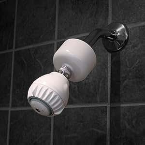 water doctor 1000 shower filter system showerhead water filters. Black Bedroom Furniture Sets. Home Design Ideas