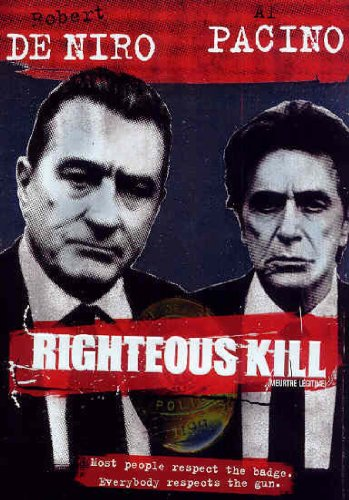 Righteous Kill / Meurtre légitime (Bilingual)