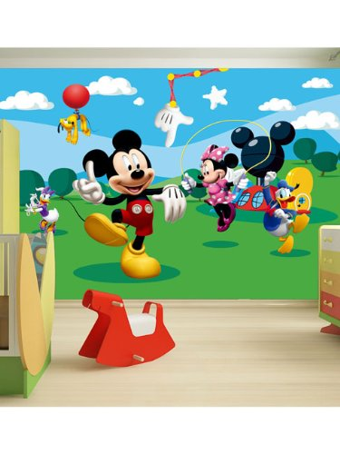 MICKEY MOUSE Disney Photo Wallpaper Wall Mural