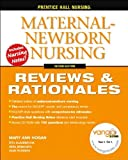 img - for Prentice Hall Nursing Reviews & Rationals (text only) 2nd(Second) edition by M. A. Hogan,R. Glazebrook,V. Brancato,J. Rodgers book / textbook / text book