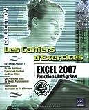 echange, troc Pierre Rigollet - Excel 2007 : Fonctions intégrées