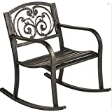 Patio Rocker Outdoor Rocking Chair