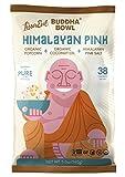 Lesser Evil, Buddha Bowl, Organic Popcorn, Himalayan, 7-Ounce Bag (Pack of 3) (Choose Flavor Below) (Himalayan Pink Salt)