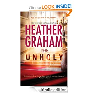 Kindle Book Bargains: The Unholy (Krewe of Hunters), by Heather Graham. Publisher: Mira (June 26, 2012)