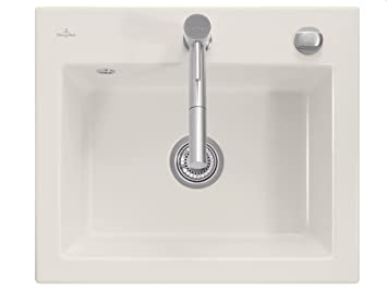 Villeroy Boch Subway 60 S &Cream Beige Cushion Keramikspule Sink Basin