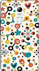 DESIGNER BACK COVER FOR Lenovo Vibe X3