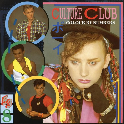 Culture Club - Colour By Numbers (2008 (2003 Remastered & Expanded) Virgin EMI Music Japan VJCP-68870) - Zortam Music