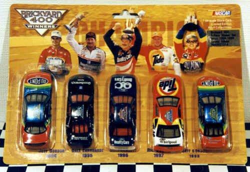 2001 Chevrolet Monte Carlo Brickyard Pace Car. Brickyard 400 Winners