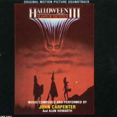 John Carpenter And Alan Howarth-Halloween III Season Of The Witch-OST-CD-FLAC-1982-DEMONSKULL Download