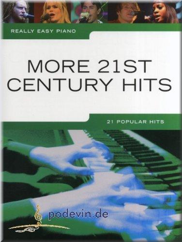 more-21st-century-hits-really-easy-piano-klaviernoten-musiknoten