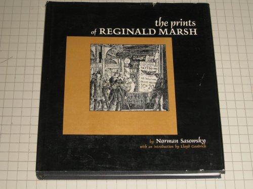 Prints of Reginald Marsh