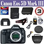 Canon EOS 5D Mark III Kit (EF 24-105 mm f/4L IS USM) SLR