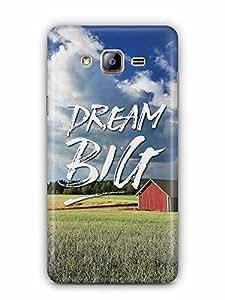 YuBingo Dream BIG Designer Mobile Case Back Cover for Samsung Galaxy On 5