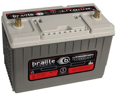 Braille Battery i31S Intensity 12V Group 31 Starting Lithium Battery
