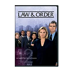 Law &amp; Order: The Twelfth Year