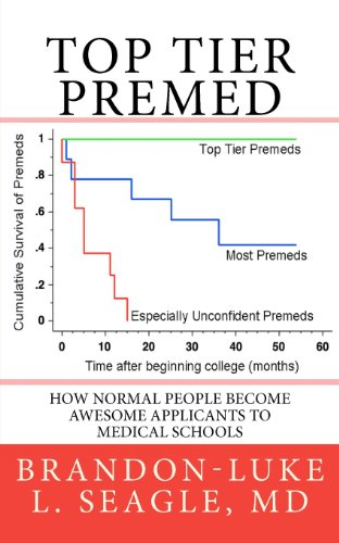 Top Tier Premed: How Normal People Become Awesome Applicants to Medical Schools
