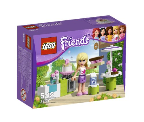 LEGO Friends 3930: Stephanie's Outdoor Bakery