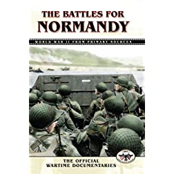 The Battles For Normandy