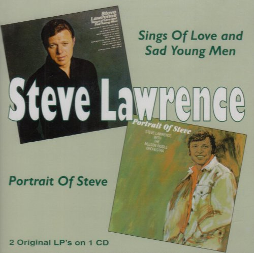 Steve Lawrence - Sings of Love and Sad Young Men / Portrait - Zortam Music
