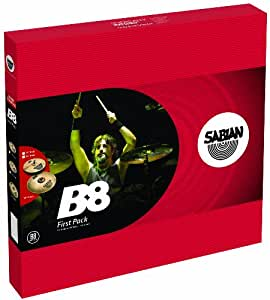 Sabian B8 First Pack (14 Inch Hats)