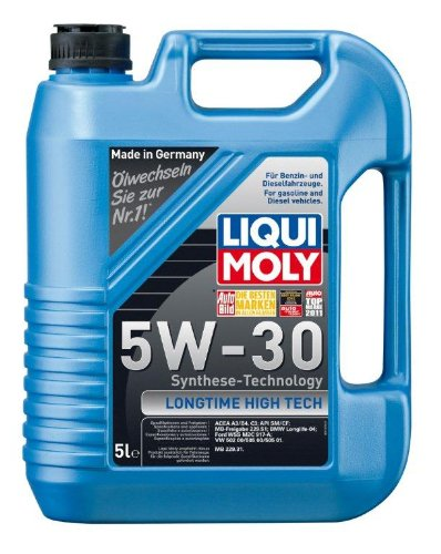 LIQUI MOLY Longtime High Tech 5 W30 5L 1137