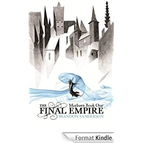 Final Empire: Mistborn: Book One