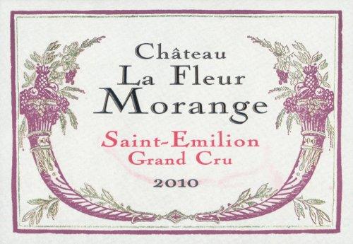 2010 Chateau La Fleur Morange St. Emilion Grand Cru Bordeaux 750 Ml