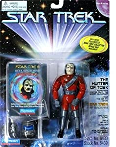 Star Trek Deep Space Nine The Hunter Of Tosk Action Figure