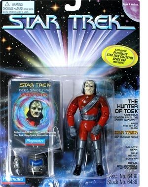 Star Trek Deep Space Nine The Hunter Of Tosk Action Figure (Brian Figure compare prices)