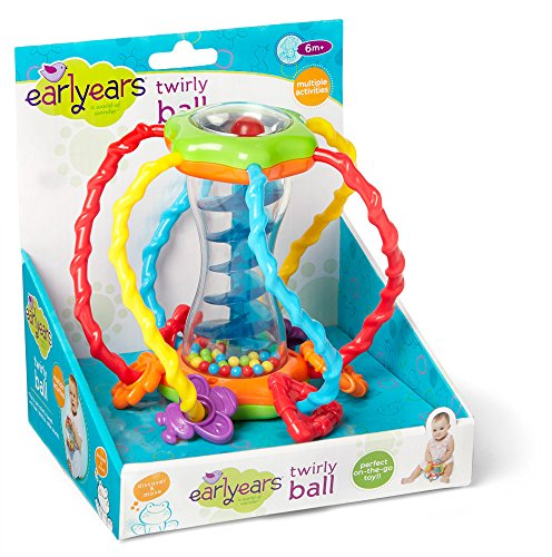 Earlyears Twirly Ball (Discontinued by Manufacturer)