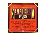 A Concert For The People of Kampuchea Poster Queen