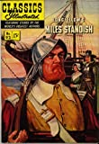 The Courtship of Miles Standish and Evangeline No. 92 (Classics Illustrated comic) (HRN-92 - 1st Edition) (February 1952)