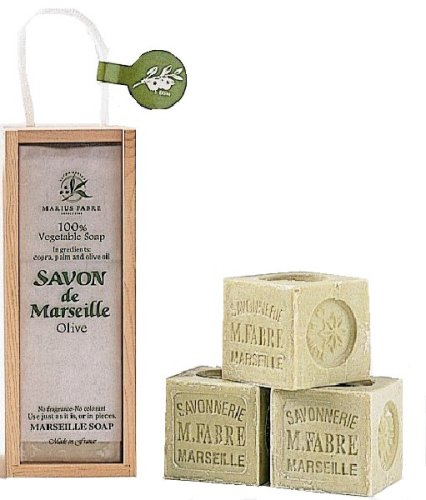 サボンドマルセイユ オリーブ木箱ギフト