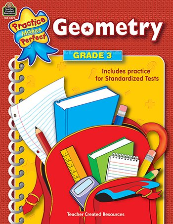 Teacher Created Resources 3327 Geometry Grade 3