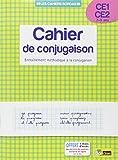 Cahier de conjugaison CE1/CE2