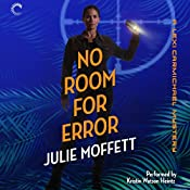 No Room for Error: A Lexi Carmichael Mystery, Book Seven | Julie Moffett