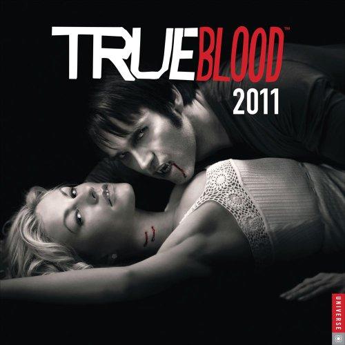 Mousepad Calendar 2011. True Blood: 2011 Wall Calendar